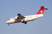 HB-IXH, British Aerospace Avro RJ85, Swiss International Air Lines