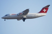 HB-IXO, British Aerospace Avro RJ100, Swiss International Air Lines