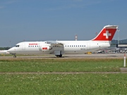 HB-IXV, British Aerospace Avro RJ100, Swiss International Air Lines