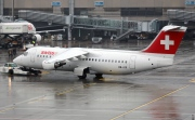HB-IYR, British Aerospace Avro RJ100, Swiss International Air Lines