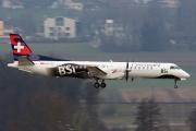 HB-IZZ, Saab 2000, Darwin Airline