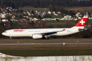 HB-JHD, Airbus A330-300, Swiss International Air Lines