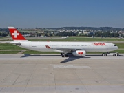 HB-JHG, Airbus A330-300, Swiss International Air Lines