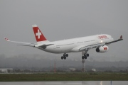 HB-JHH, Airbus A330-300, Swiss International Air Lines
