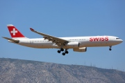 HB-JHL, Airbus A330-300, Swiss International Air Lines