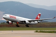 HB-JHN, Airbus A330-300, Swiss International Air Lines