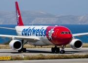 HB-JHQ, Airbus A330-300, Edelweiss Air