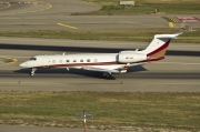 HB-JKI, Gulfstream G550, Private