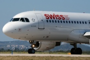 HB-JLP, Airbus A320-200, Swiss International Air Lines