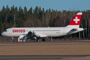 HB-JLR, Airbus A320-200, Swiss International Air Lines