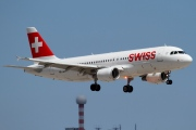 HB-JLS, Airbus A320-200, Swiss International Air Lines