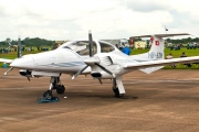 HB-SDM, Diamond DA42 Twin Star, Private