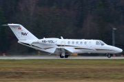 HB-VOL, Cessna 525A Citation CJ2, Speedwings