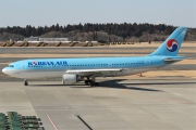 HL7295, Airbus A300B4-600R, Korean Air