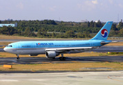 HL7297, Airbus A300B4-600R, Korean Air