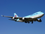 HL7448, Boeing 747-400F(SCD), Korean Air Cargo