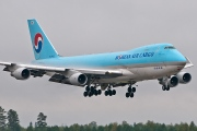 HL7466, Boeing 747-400F(SCD), Korean Air Cargo