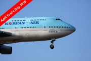 HL7473, Boeing 747-400, Korean Air