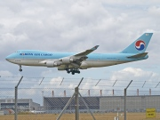 HL7499, Boeing 747-400ERF(SCD), Korean Air
