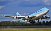 HL7601, Boeing 747-400ERF(SCD), Korean Air Cargo