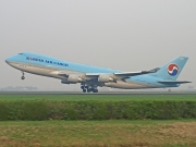 HL7602, Boeing 747-400ERF(SCD), Korean Air Cargo