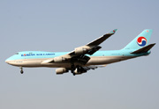 HL7602, Boeing 747-400ERF(SCD), Korean Air