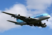 HL7611, Airbus A380-800, Korean Air