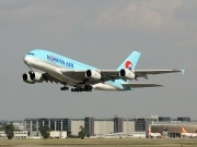 HL7621, Airbus A380-800, Korean Air