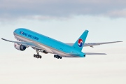 HL8251, Boeing 777F, Korean Air Cargo