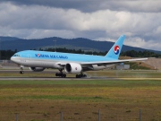 HL8252, Boeing 777F, Korean Air Cargo