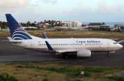 HP-1369CMP, Boeing 737-700, Copa Airlines