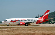 HS-AAL, Boeing 737-300, AirAsia