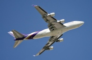 HS-TGB, Boeing 747-400, Thai Airways