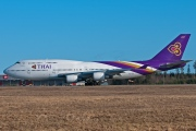 HS-TGG, Boeing 747-400, Thai Airways