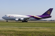 HS-TGH, Boeing 747-400(BCF), Thai Airways
