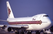 HS-TGS, Boeing 747-200B, Thai Airways