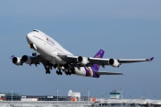 HS-TGZ, Boeing 747-400, Thai Airways