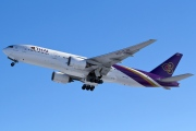 HS-TJR, Boeing 777-200ER, Thai Airways