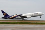 HS-TJU, Boeing 777-200ER, Thai Airways