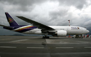 HS-TJW, Boeing 777-200ER, Thai Airways