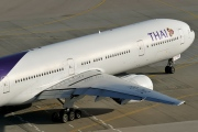 HS-TKE, Boeing 777-300, Thai Airways
