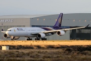 HS-TLC, Airbus A340-500, Thai Airways