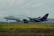 HS-TLD, Airbus A340-500, Thai Airways