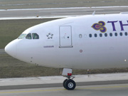 HS-TNB, Airbus A340-600, Thai Airways