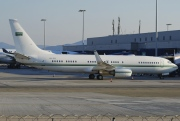 HZ-102, Boeing 737-800/BBJ2, Royal Saudi Air Force