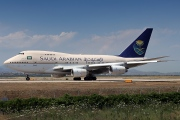 HZ-AIJ, Boeing 747-SP, Saudi Arabian Royal Flight