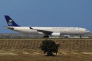HZ-AQD, Airbus A330-300, Saudi Arabian Airlines