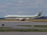 HZ-WBT7, Boeing 747-400, Kingdom Holding
