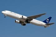 I-AIGG, Boeing 767-300ER, Saudi Arabian Airlines