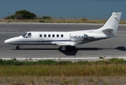 I-ALKA, Cessna 550 Citation II, Untitled